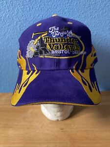 NHRA '04 Thunder Valley Club Bristol Dragway Nationals Hat 💥