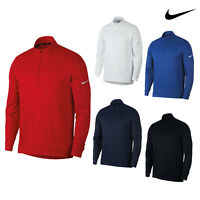 Nike Therma RPL Half-Zip Golf Top (NK314) - Long-Sleeve Water-Repellent Top