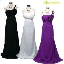 Full Length Formal Ballgowns Sleeveless Dresses for Women