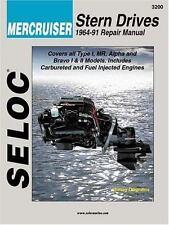 Mercruiser Stern Drives 1964 - 1991: By Seloc