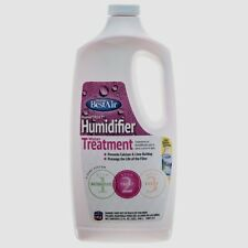BEST AIR Humiditreat Humidifier Water Treatment Prevents Calcium Lime 1T 32 oz