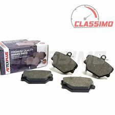 Front Brake Pads for SMART CITY + FORTWO + ROADSTER - all models - 1999 to 2015