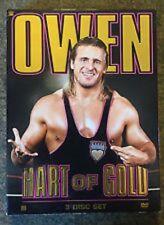 WWE - Owen Hart Of Gold - DVD Region 2 Brand New
