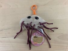 "Giant Microbes E. Coli Bacteria Medical Learning Science Plush 2"" Doll New Nwt"