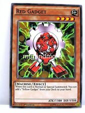 Yu-Gi-Oh - 3x red gadget-SDGr-geargia Rampage