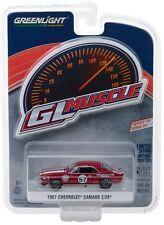 1:64 GreenLight *GL MUSCLE R20* 1967 Chevrolet Camaro Z/28 #57 HEINRICH *NIP*