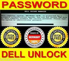 Dell Passwort System Admin BIOS Password löschen Latitude Unlock 1D3B 6FF1 1F66