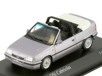 Scale model 1/43 Opel Kadett E GSI Cabriolet 1989 Saturn Metallic