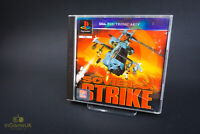 Soviet Strike Sony Playstation PS1 Game Boxed with Manual CIB VGC