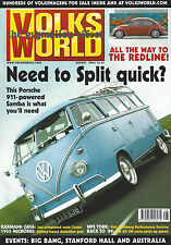 VW Beetle 23 Window Porsche Samba Split-Screen Kombi Camper Karmann Ghia Coupe
