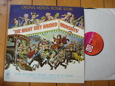 The Night They raided Minsky's Charles Strouse Lee Adams Bande originale LP
