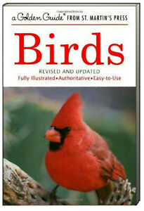 A Golden Guide from St. Martin's Press: Birds Fully Illustrated (Paperback)