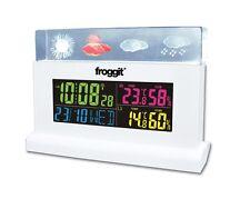 Funk Wetterstation Froggit WS70 weiss Multy Full Colour Display