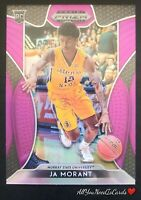 Ja Morant 2019-20 Panini Prizm Draft Picks Basketball Purple Rookie Card RC #65