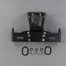 Tail Tidy Fender Eliminator License Plate Holder For Honda CB650F CBR 650F Black