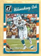 NDAMUKONG SUH - 2016 Donruss - Card #166 - Dolphins - Reduced Shipping