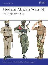Men-At-Arms: Modern African Wars Vol. 4 : The Congo, 1960-2002 492 by Peter Abb…