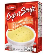 6 PACK Lipton Cream of Chicken Soup Mix