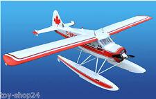 T2M 1-10 Beaver ARF Elektro Transport Flugzeug mit Schwimmer # T4599
