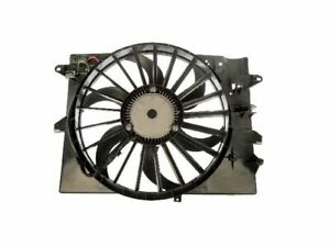For 2002-2004 Lincoln LS Auxiliary Fan Assembly Dorman 45295ZR 2003