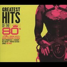 Greatest Hits Of The 80's (2 CD Set)