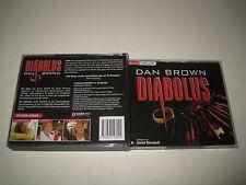 DAN BROWN/DIABOLUS(TANDEM/978-3-8331-9702-4)6xCD ALBUM