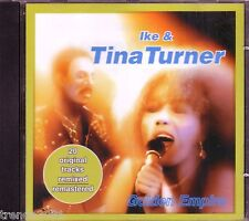 Ike Tina Turner Golden Empire Remastered Remixed CD Classic 70s R&B Greatest