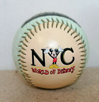 World of Disney 5th Avenue New York City Collectable Baseball Mickey Mouse