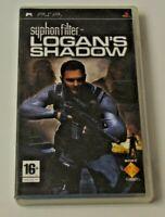 JEU POUR CONSOLE PLAYSTATION PSP LOGAN'S SHADOW