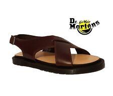 Dr Martens Abella Brwon Genuine Leather Analine Strap Sandals Ladies UK 8 ca5a9f543a9