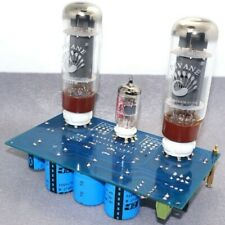 10Wx2 EL34 Power Amplifier Board Vacuum Tube Single-ended Class A HiFi Audio