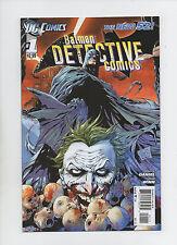 Detective Comics #1 - The New 52! - (Grade 9.2) 2011