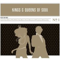 Kings & Queens of Soul - Barry White, James Brown, Chaka Khan New Music Audio CD