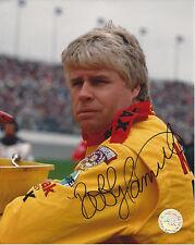 Bobby Hamilton Kodak Autographed 8x10 Photo COA