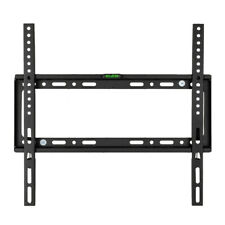 """26-55"""" TV Stand Wall Mount Bracket TV Mount Load Capacity 50kg with Sprit Bubble"""