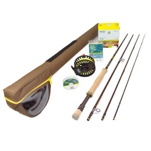 Redington Path II 790-4 Fly Rod Outfit : 7wt 9'0""