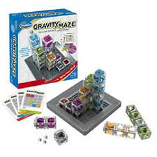 ThinkFun - Gravity Maze - Falling Marble Logic Game (Ages: 8+ to adult)
