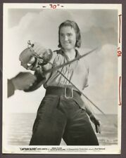 ERROL FLYNN  Young Swashbuckler Captain Blood Pirate ORIGINAL 1935 Photo J1730