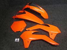 KTM SX85 2013-2017 X-FUN arancio completo completo kit in plastica PK4009