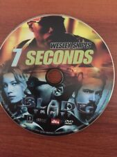 7 Seconds And Blade 2 Movies On 1 Dvd Disc Only