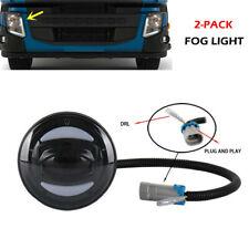 For Volvo VHD VNM FE FL Truck 04-18 Full LED Performance 4 inch Fog Light Lamp