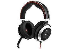 Jabra Evolve 80 MS Stereo Binaural Head-band Black Headset