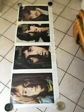 VINTAGE 1987 HUGE 26 X 74 THE BEATLES WHITE ALBUM  POSTER  RARE