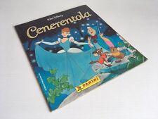 ALBUM DI FIGURINE CENERENTOLA WALT DISNEY PANINI 1998 PREVISTE 255 MANCANTI 67