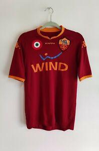 AS Roma 2007/08 home football shirt maglia maillot camiseta - Kappa Size M