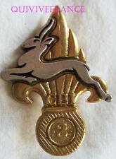 IN9576 - INSIGNE 2° Rgt Etranger d'Infanterie C.B.I, Cie de Base & d'Instruction