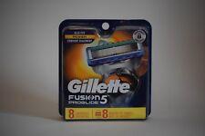 NEW Genuine Gillette Fusion 5 ProGlide Razor Blade Refills for Men, 8 Count