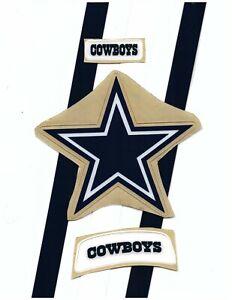 Cowboys Football Helmet Decals Free Shipping