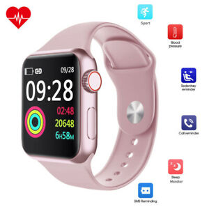 Women Smart Watch Heart Rate Blood Pressure Monitor Wristband for iPhone Android