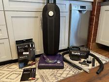 Stunning Purple! Riccar Supralite Lightweight Upright Vacuum w/ Hand Held + Bags